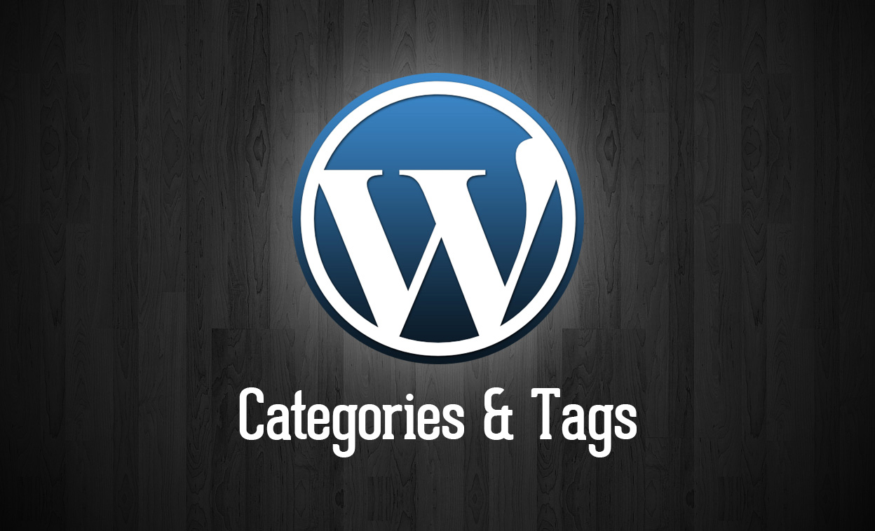 Categorias e tags do WordPress sumiram, desapareceram?